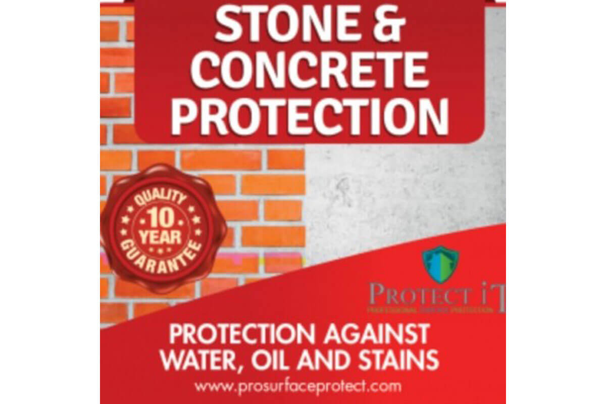 Stone and Concrete Protection