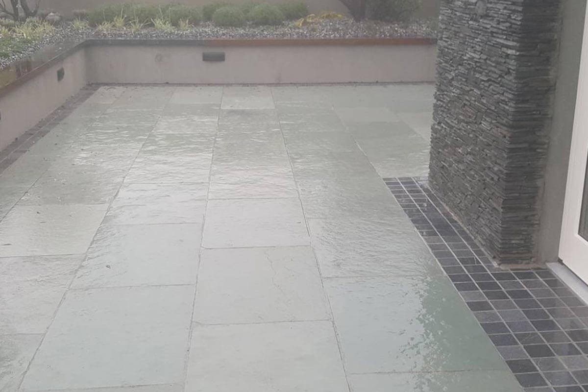 Concrete & Clay Paving