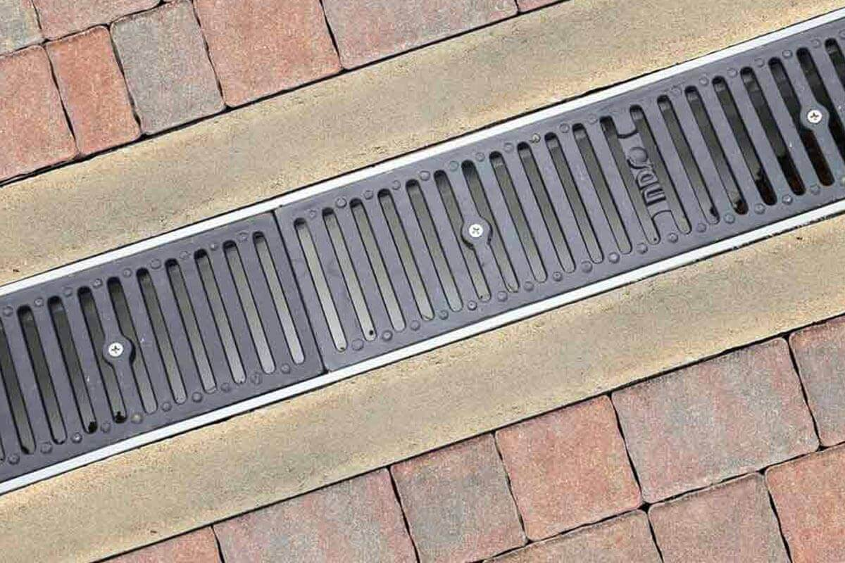 premier Paving - Drainage Channels